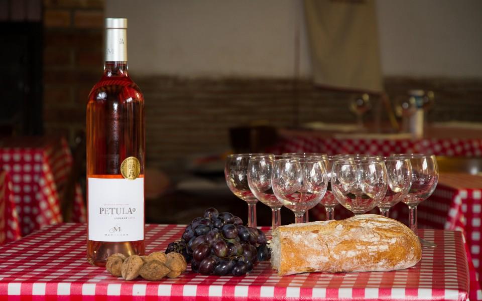 """Lubéron rosé """"Petula"""""""