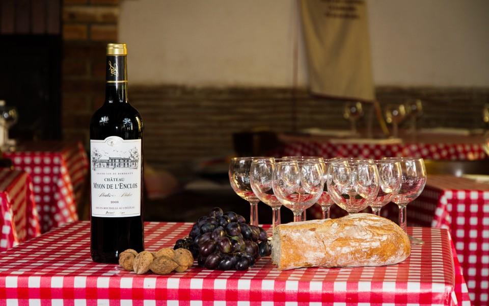 Bordeaux, Moulis Château Myon de l'enclos